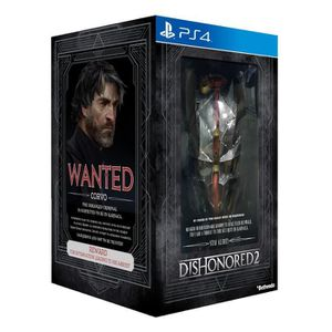 JEU PS4 Dishonored 2 Edition Collector Jeu PS4