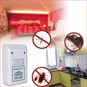 RÉPULSIF NUISIBLES Électronique Pest Repeller Rongeur Nouveau (us plu
