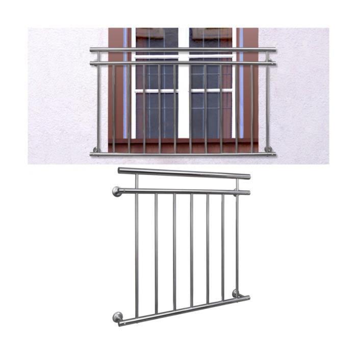 Superbe Balustrade Pour Balcon 100 X 90 Cm Achat Vente Rampe Main Courante Superbe