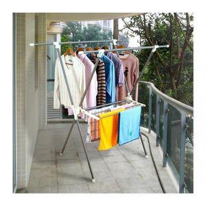 sechoir a linge pour cintre achat vente sechoir a linge pour cintre pas cher les soldes. Black Bedroom Furniture Sets. Home Design Ideas
