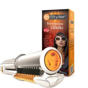 FER A FRISER Multifonction vapeur double perm cheveux raides ch