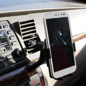 PORTE-TÉLÉPHONE abs support téléphone mobile support voiture porta
