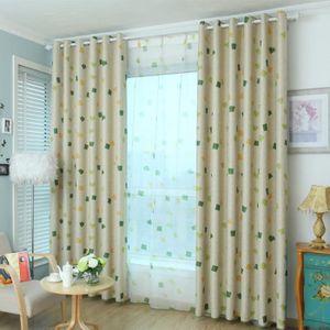 Rideau de chambre froide achat vente rideau de chambre froide pas cher cdiscount for Rideau occultant et voilage