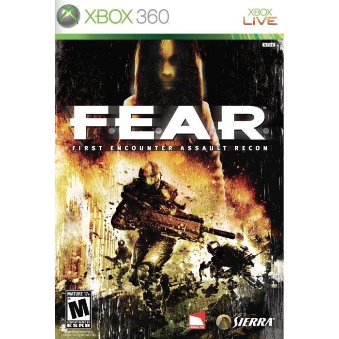 Fear xbox 360