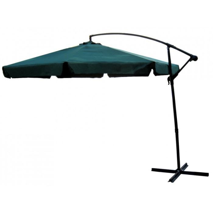 parasol d 233 port 233 parasol d 233 port 233 aluminium 3m gris avec housse pictures to pin on