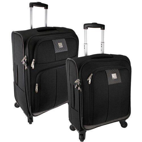 delsey bagage cabine imagina lite 77 l noir 00030493600 achat vente valise bagage. Black Bedroom Furniture Sets. Home Design Ideas