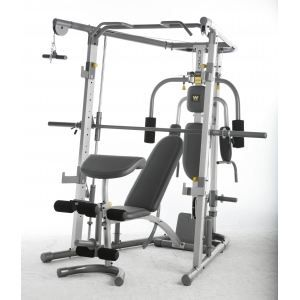 weider appareil de musculation smith machine prix pas cher cdiscount. Black Bedroom Furniture Sets. Home Design Ideas