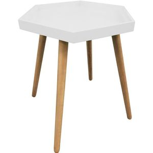 table hexagonale achat vente table hexagonale pas cher. Black Bedroom Furniture Sets. Home Design Ideas