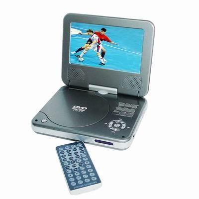 lecteur dvd portable cran 7 pouces lcd mp3 mp4 lecteur dvd portable avis et prix pas cher. Black Bedroom Furniture Sets. Home Design Ideas