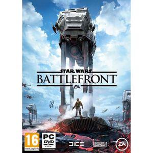 JEU PC Star Wars Battlefront Jeu PC