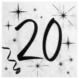 deco anniversaire 20 ans achat vente deco anniversaire. Black Bedroom Furniture Sets. Home Design Ideas
