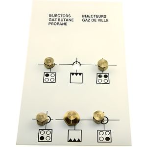 injecteur gaz butane brandt achat vente injecteur gaz butane brandt pas cher les soldes. Black Bedroom Furniture Sets. Home Design Ideas