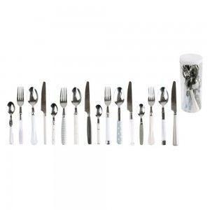 Set de couverts degrees x16 couleur gris achat vente couverts m nag r - Couvert de table design ...