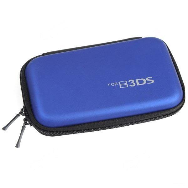 Housse de protection pour nintendo 3ds bleu achat for Housse 3ds xl pokemon