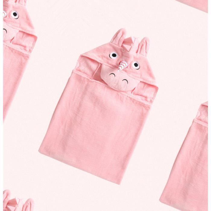 Bebe licorne achat vente bebe licorne pas cher cdiscount - Peignoir de bain enfant pas cher ...