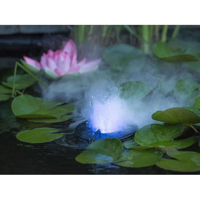 Brumisateur mystmaker iii led pour bassin achat vente bassin d 39 ext ri - Brumisateur pour jardin ...