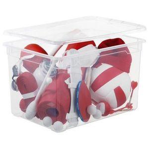 Bac plastique alimentaire avec couvercle achat vente - Boite de rangement plastique avec couvercle pas cher ...