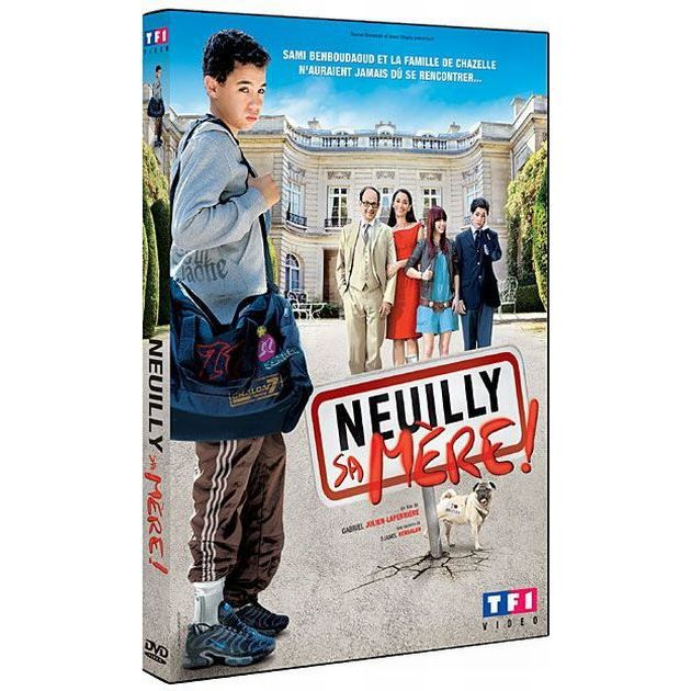 No Name Neuilly Sa MERE ! Dvd Edition simple