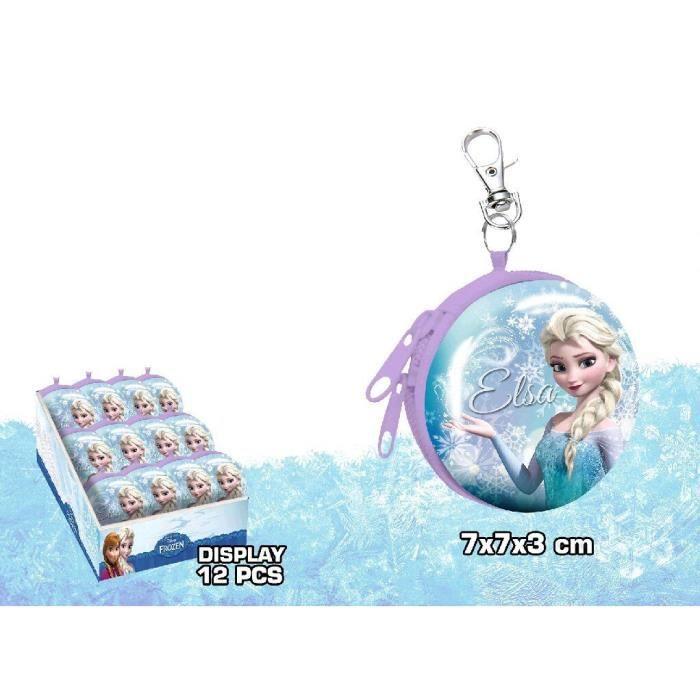 Porte monnaie reine des neiges achat vente porte for Decoration porte reine des neiges