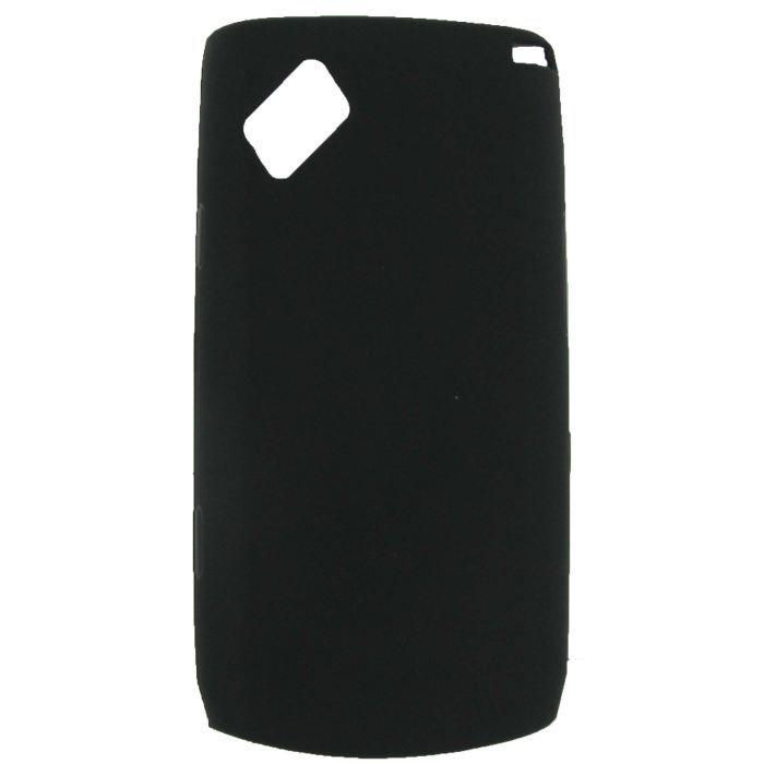 housse semi rigide minigel noir pour samsung s8 achat. Black Bedroom Furniture Sets. Home Design Ideas