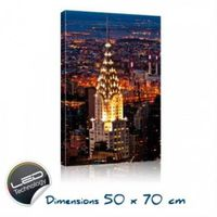 Objet deco new york achat vente objet deco new york for Tableau lumineux new york