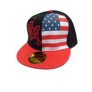 casquette ny rouge et noir achat vente casquette ny rouge et noir pas cher les soldes sur. Black Bedroom Furniture Sets. Home Design Ideas