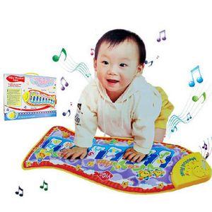 MICRO - KARAOKÉ Piano bébé musique pour piano jeu couverture poiss
