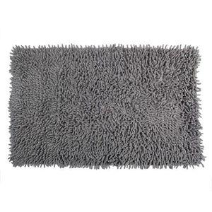 tapis bain chenille achat vente tapis bain chenille pas cher les soldes sur cdiscount. Black Bedroom Furniture Sets. Home Design Ideas