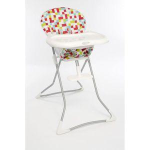 CHAISE HAUTE  Chaise haute graco tea time pixel à partir de 6…