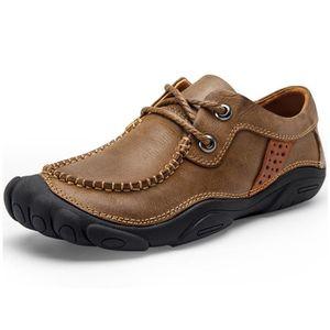 BATEAUX Chaussures bateau Cuir Homme