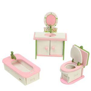 mobilier maison de barbie achat vente jeux et jouets pas chers. Black Bedroom Furniture Sets. Home Design Ideas
