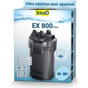 FILTRATION - POMPE TETRA Filtre extérieur EX 800 plus pour aquarium