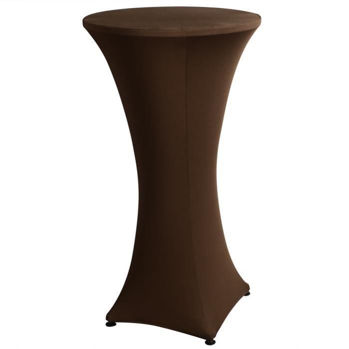 Housse Tables De Bar Couverture De Table Achat Vente