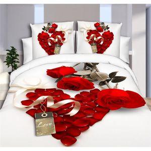 housse de couette fleur rose achat vente housse de couette fleur rose pas cher cdiscount. Black Bedroom Furniture Sets. Home Design Ideas