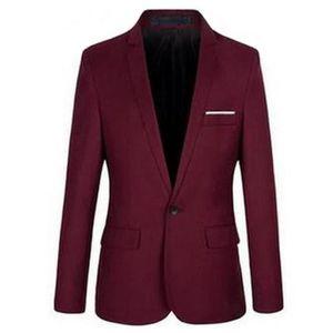 veste homme bordeaux achat vente veste homme bordeaux pas cher cdiscount. Black Bedroom Furniture Sets. Home Design Ideas