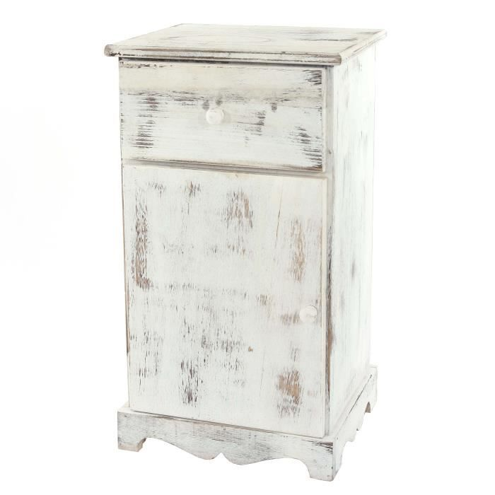 Commode table d 39 appoint chevet table haute for Table haute d appoint