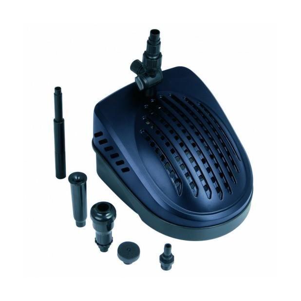 Superbe pompe filtrante pour bassin powerclear 5000 avec 5 for Pompe a bassin pour poisson