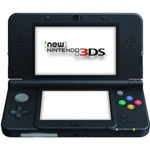 Console New Nintendo 3DS Noire
