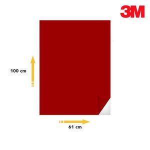 RUBAN MASQUAGE Film adhésif 3M SC50 longue durée Série 50 Rouge S