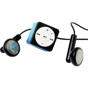MUSICMAN TX-52 Mini lecteur MP3 Bleu