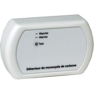 Detecteur de monoxyde carbone lifebox achat vente detecteur de monoxyde c - Detecteur de monoxyde de carbone obligatoire ...