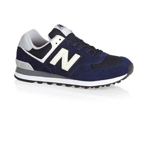 BASKET Chaussures ML574 D Vab Navy/Athletic Grey - New Ba