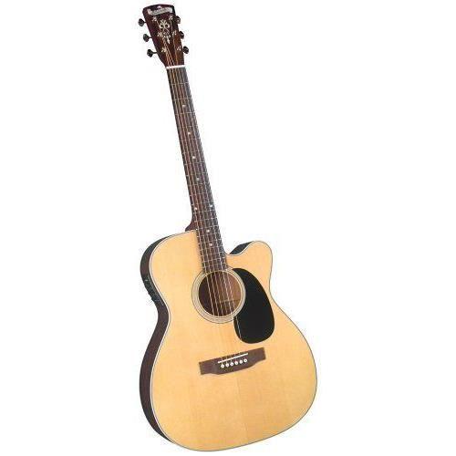 blueridge br 63ce guitare lectro acoustique pan coup pas. Black Bedroom Furniture Sets. Home Design Ideas