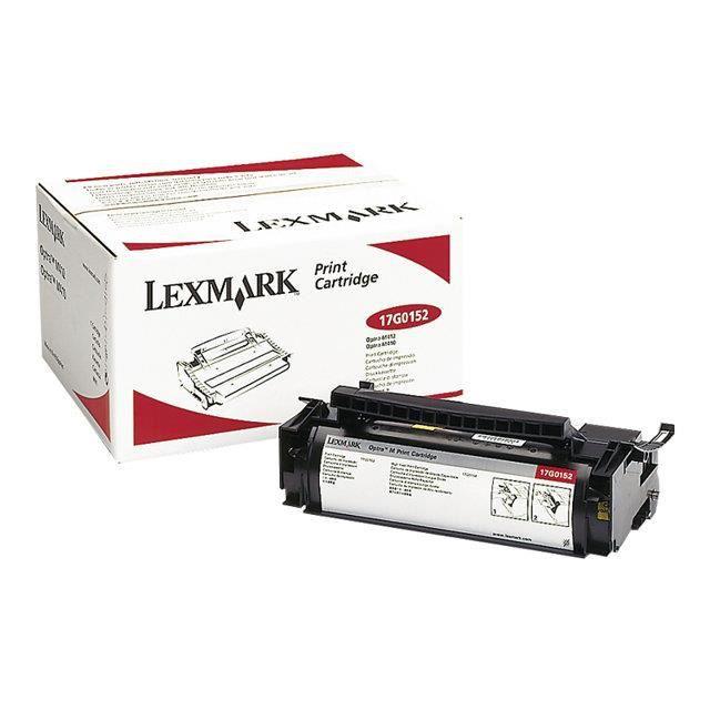 Toner laser lexmark recycl m 410 17g0152 noir 500 prix for Laser spit cl 30 prix