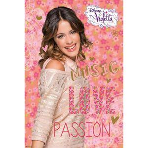 AFFICHE Poster de Violetta, Musique d'