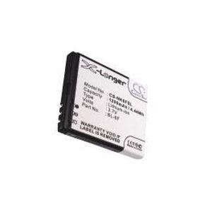 Batterie téléphone Batterie 1200mAh pour Nokia N95 8GB, N78, N79