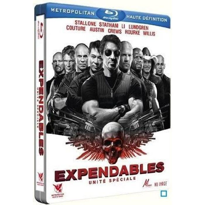 blu ray expendables en dvd film pas cher cdiscount. Black Bedroom Furniture Sets. Home Design Ideas
