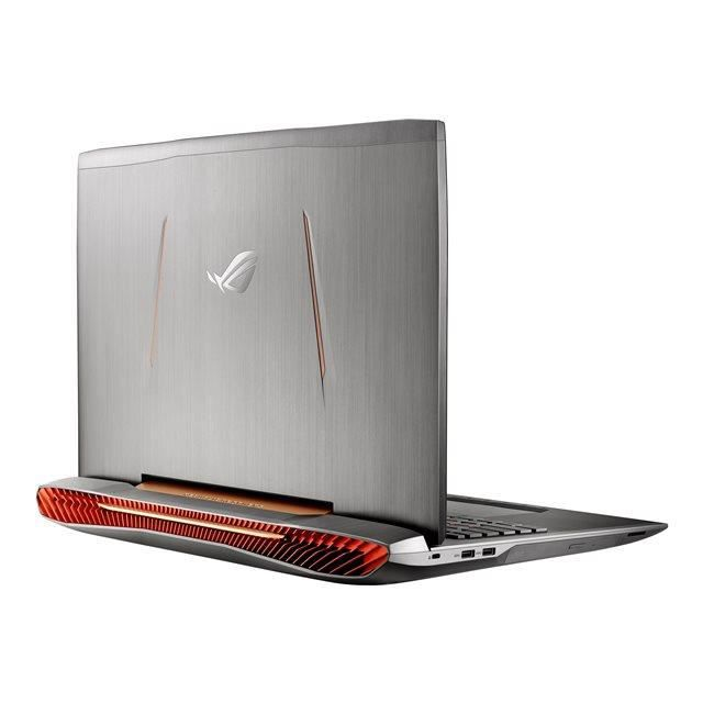 asus pc portable g752vy gc094t 17 3 fhd intel core i7. Black Bedroom Furniture Sets. Home Design Ideas