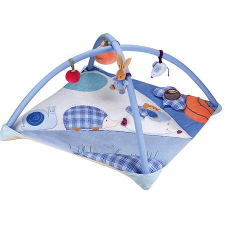 kaloo blue tapis d activit 233 s et d 233 veil achat vente doudou 4895029610967 cdiscount