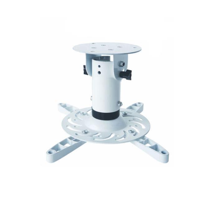 Support plafond vid oprojecteur hauteur 10cm achat - Support plafond videoprojecteur epson ...